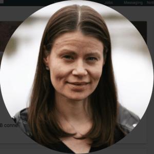 Hanna Vuorinen kertoo kokemuksista yhteistyöstä Tarraserifin kanssa.